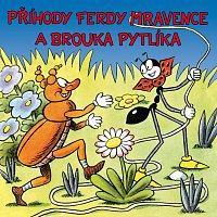 Vlastimil Brodský, Karel Höger, Jiřina Bohdalová – Sekora: Příhody Ferdy Mravence a brouka Pytlíka – CD