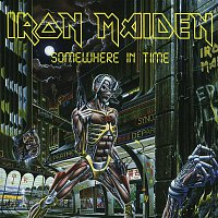 Iron Maiden – Somewhere In Time – CD