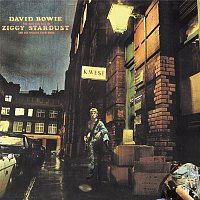David Bowie – The Rise and Fall of Ziggy Stardust and the Spiders from Mars – CD
