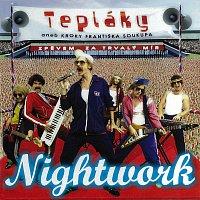 Nightwork – Tepláky aneb Kroky Františka Soukupa – CD