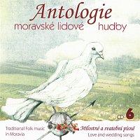 Různí interpreti – Antologie moravské lidové hudby - CD6 Svatební písně – CD