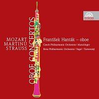 František Hanták – Mozart, Martinů & Strauss: Koncerty pro hoboj a orchestr – CD