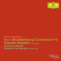 Orchestra Mozart, Claudio Abbado, Giuliano Carmignola – Bach, J.S.: Brandenburg Concertos – CD