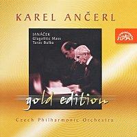 Česká filharmonie, Karel Ančerl – Ančerl Gold Edition 7. Janáček: Glagolská mše, Taras Bulba – CD
