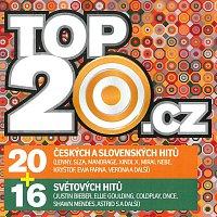 Různí interpreti – TOP 20.CZ / 2016/2 – CD