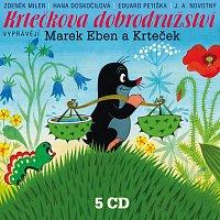 Marek Eben – Miler: Krtečkova dobrodružství – CD