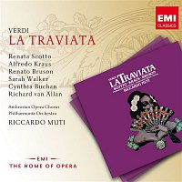 Renata Scotto, Renato Bruson, Philharmonia Orchestra, Riccardo Muti – Verdi: La Traviata – CD