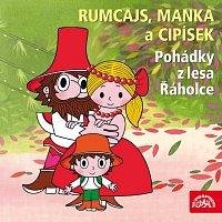 Karel Höger – Čtvrtek: Rumcajs, Manka a Cipísek – CD