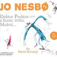 David Novotný – Doktor Proktor a konec světa. Možná... (MP3-CD) – CD-MP3