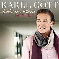Karel Gott – Láska je nádhera (Dotek lásky 2) – CD