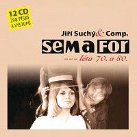 Semafor – Semafor. Komplet 70. a 80. léta – CD