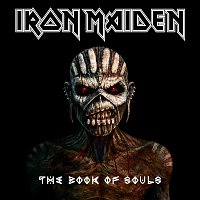 Iron Maiden – The Book Of Souls – CD