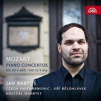 Jan Bartoš, Česká filharmonie, Jiří Bělohlávek – Mozart: Klavírní koncerty – CD