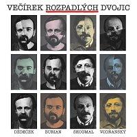 Skoumal&Vodňanský/Dědeček&Burian – Večírek rozpadlých dvojic – CD
