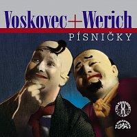 Jan Werich, Jiří Voskovec – Písničky – CD