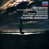 "Vladimír Ashkenazy – Beethoven: Piano Sonatas ""Moonlight""; ""Appassionata""; ""Pathétique"" – CD"