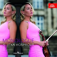 Jitka Hosprová – Monolog. Česká tvorba 20. století pro sólovou violu – CD