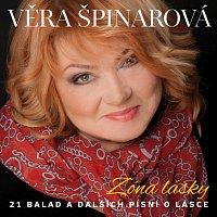 Věra Špinarová – Zóna lásky – CD