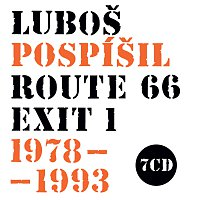 Luboš Pospíšil – Route 66 - Exit 1 - 1978-1993 – CD