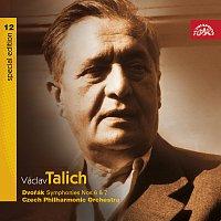 Česká filharmonie, Václav Talich – Talich Special Edition 12. Dvořák: Symfonie č. 6 a 7 – CD
