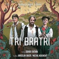 Různí interpreti – Tři bratři (Svěrák, Uhlíř, Novinski) – CD
