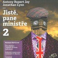 Richard Honzovič – Jistě, pane ministře 2 (MP3-CD) – CD-MP3