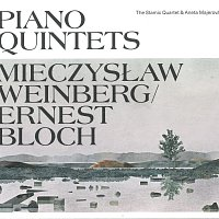 Stamicovo kvarteto, Aneta Majerová – Piano Quintets – CD