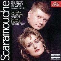 Různí interpreti – Scaramouche a další koncerty pro dechové nástroje – CD