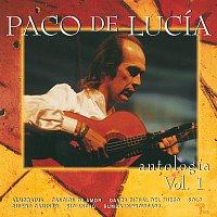 Paco De Lucía – Antologia Vol.1 – CD