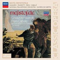 Nicolai Ghiaurov, Luciano Pavarotti, Mirella Freni, Montserrat Caballé – Boito: Mefistofele – CD