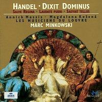 Annick Massis, Magdalena Kožená, Les Musiciens du Louvre, Marc Minkowski – Handel: Dixit Dominus; Salve Regina; Laudate Pueri; Saeviat Tellus – CD