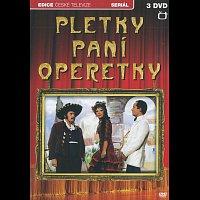 Různí interpreti – Pletky paní operetky – DVD