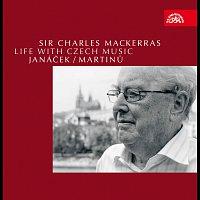 Sir Charles Mackerras – Life with Czech Music / Janáček, Martinů 4CD+DVD – CD+DVD