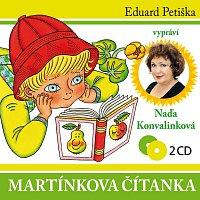 Naďa Konvalinková – Petiška: Martínkova čítanka – CD