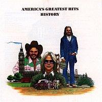 America – America's Greatest Hits - History – CD