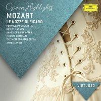Thomas Hampson, Kiri Te Kanawa, Dawn Upshaw, Ferruccio Furlanetto, Paul Plishka – Mozart: Le Nozze di Figaro - Highlights – CD