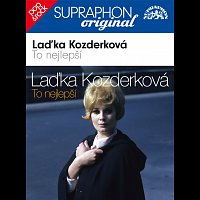 Laďka Kozderková – To nejlepší / Supraphon - Original – CD