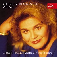 Gabriela Beňačková – Árie ze světových a českých oper - Janáček, Dvořák, Smetana, Verdi, Puccini – CD