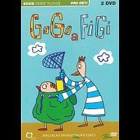 Aneta Hodáňová, Zdeněk Zdeněk – Gogo a Figi – DVD
