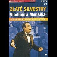Různí interpreti – Zlaté silvestry Vladimíra Menšíka & to nejlepší z televizních silvestrů – DVD