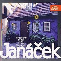 Pražský filharmonický sbor (PFS)/Josef Veselka – Janáček: Hradčanské písničky, Říkadla, Vlčí stopa, Kašpar Rucký – CD