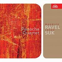 """Panochovo kvarteto – Suk: Smyčcový kvartet č. 1 B dur, Meditace na staročeský chorál """"Svatý Václave"""" - Ravel: Smyčcový kvartet F dur – CD"""