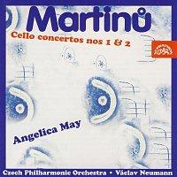 Česká filharmonie, Václav Neumann – Martinů: Koncerty pro violoncello a orchestr – CD