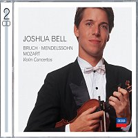 Joshua Bell – Bruch, Mendelssohn, Mozart Violin Concertos – CD