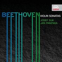 Jan Panenka, Josef Suk – Beethoven: Sonáty pro housle a klavír - komplet – CD