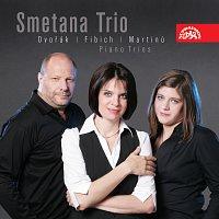 Smetanovo trio – Dvořák, Fibich & Martinů: Klavírní tria – CD