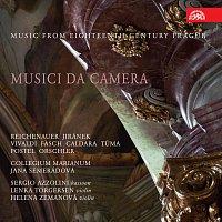 Collegium Marianum, Jana Semerádová – Musici da camera. Hudba Prahy 18. století – CD