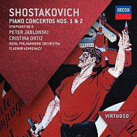 Peter Jablonski, Cristina Ortiz, Royal Philharmonic Orchestra, Vladimír Ashkenazy – Shostakovich: Piano Concertos Nos.1 & 2; Symphony No.9 – CD