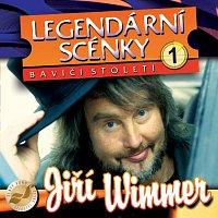 Jiří Wimmer – Legendární scénky – CD