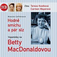 Tereza Kostková, Carmen Mayerová – Caffiereová: Hodně smíchu a pár slz - Vzpomínky na Betty MacDonaldovou – CD